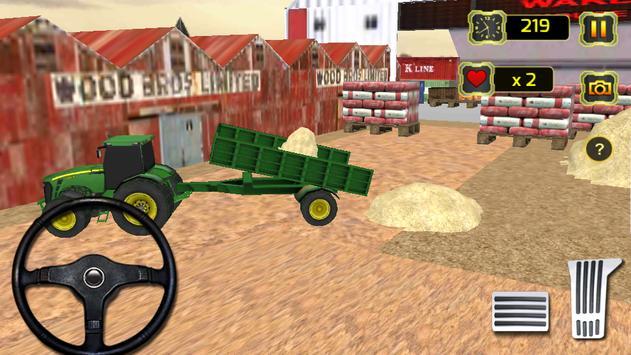 Real Tractor Simulator screenshot 15