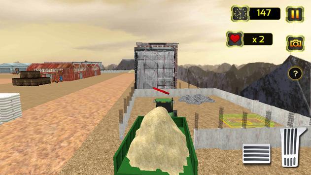 Real Tractor Simulator apk screenshot