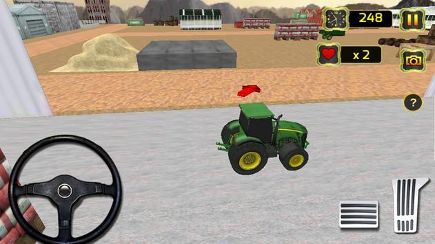Real Tractor Simulator screenshot 12