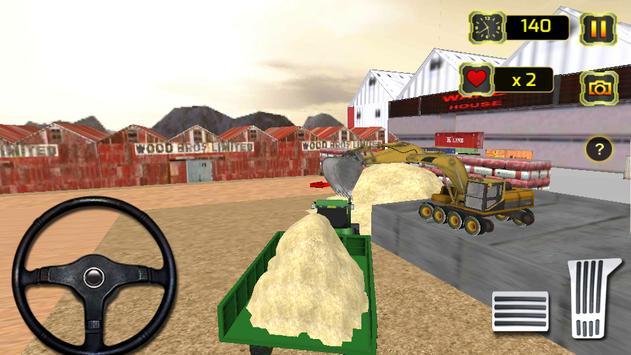 Real Tractor Simulator screenshot 13