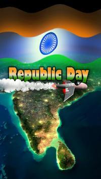 Indian Flag - 3D Effect apk screenshot