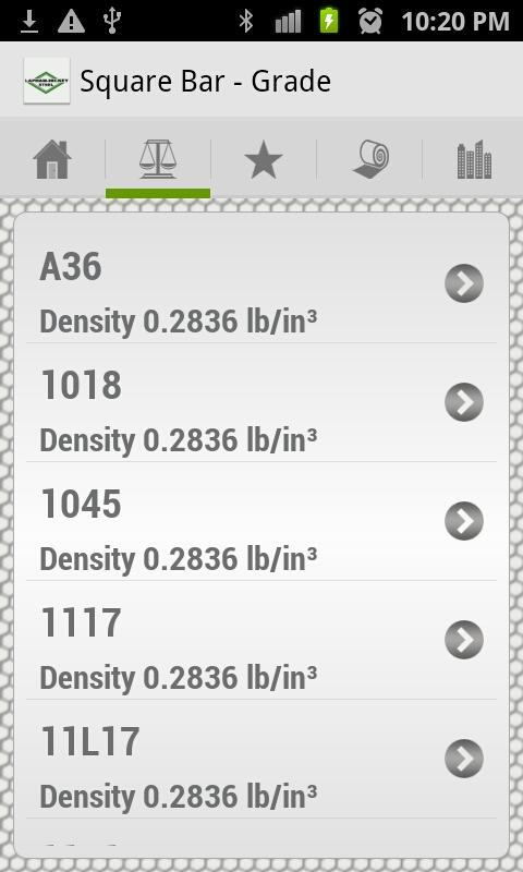 LH Steel Calculator for Android - APK Download