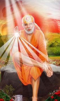 Sai Baba Live Magical Theme poster