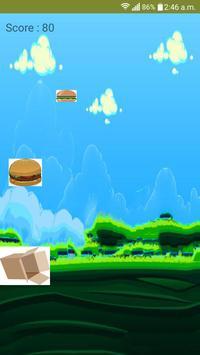 Catch The Burger apk screenshot