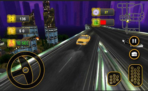 Taxi Car Driving 3D screenshot 19