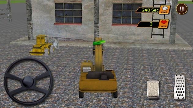 Tower Crane Operator Simulator apk screenshot