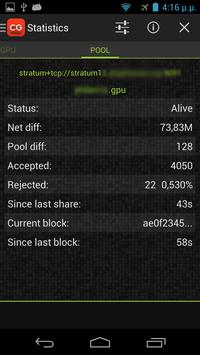 CGMonitor  Auditor for CGMiner for Android - APK Download
