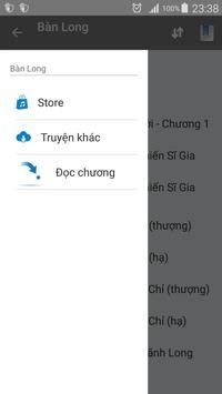 Bàn Long - Truyện Tiên Hiệp apk screenshot