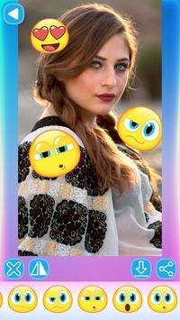 Emoji Photo Stickers poster