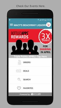 Macy's Beachway Liquor screenshot 1
