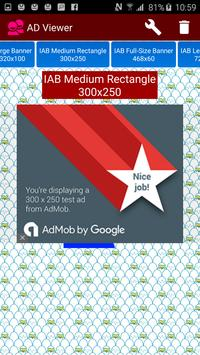 AD Viewer - View all AD types apk screenshot