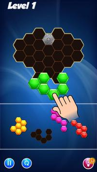 Hexa Puzzle Block screenshot 1