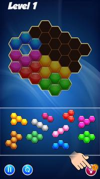 Hexa Puzzle Block screenshot 2