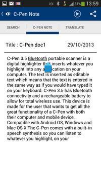 CPen Note apk screenshot