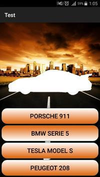 Identifica el coche apk screenshot