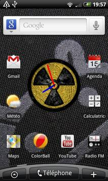 Duke Clock Widget poster