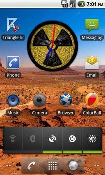 Duke Clock Widget screenshot 1