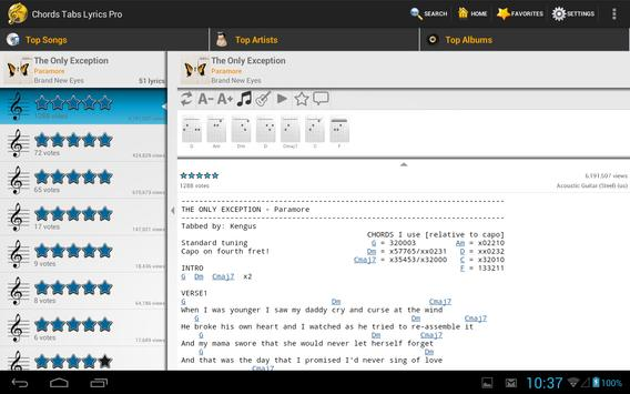 Chords Tabs Lyrics Light Apk Download Free Music Audio App For
