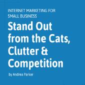 Internet marketing guide icon