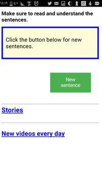 Learn English at CTM apk screenshot
