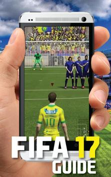 Guide For FIFA 17 poster