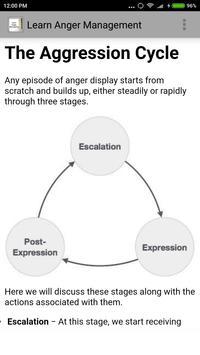 Learn Anger Management screenshot 3