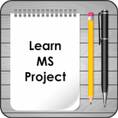 Learn MS Project icon