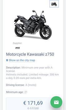 Bikes Booking screenshot 1