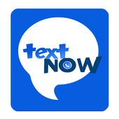 free chat and dating TextNow guide icon