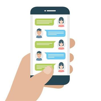 free chat and dating TextNow guide screenshot 1