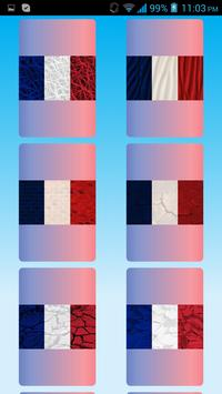 France Flag Wallpapers screenshot 6