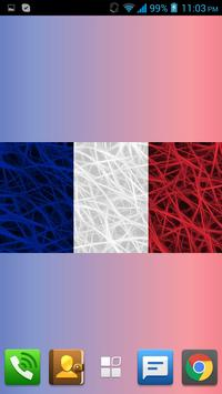 France Flag Wallpapers screenshot 8
