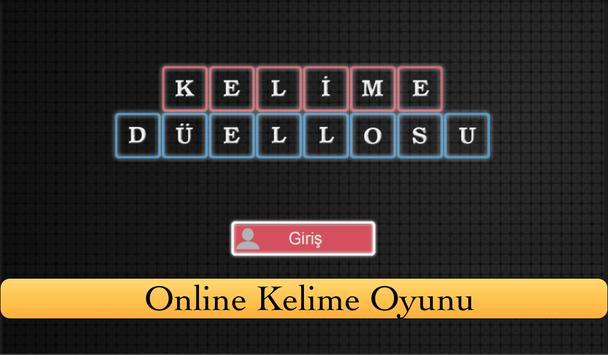 Kelime Düellosu apk screenshot