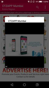 CTZAPP Mumbai poster