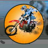 Office Motocross Bike Racing3D icon
