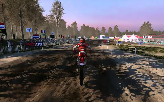 Office Motocross Bike Racing3D poster