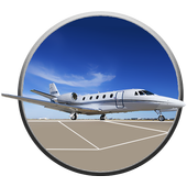 Airplane Airport Parking Sim3D icon