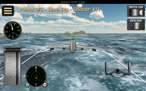 Flight Simulator: Fly Plane 3D apk screenshot