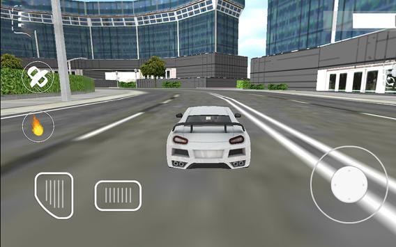 Flying Car Simulator 3D Plane apk screenshot
