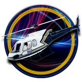 911 Police Helicopter Pilot 3D icon