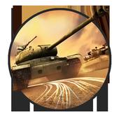 Real War Machines Tank Shooter icon