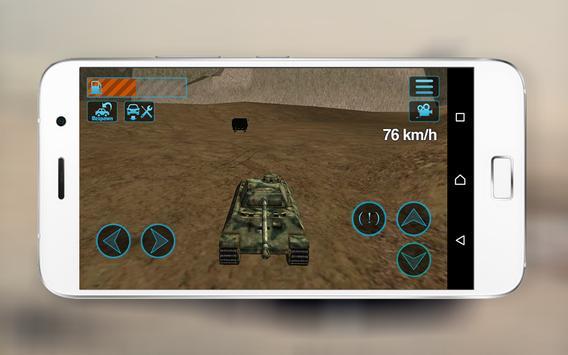Real War Machines Tank Shooter screenshot 11