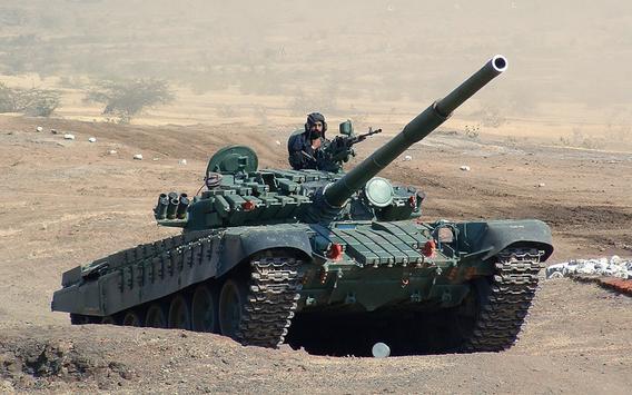 Real War Machines Tank Shooter screenshot 1