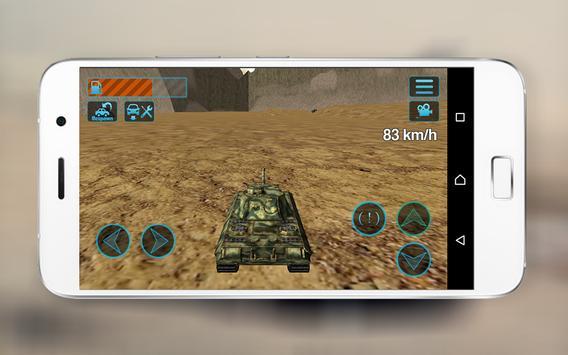 Real War Machines Tank Shooter screenshot 2