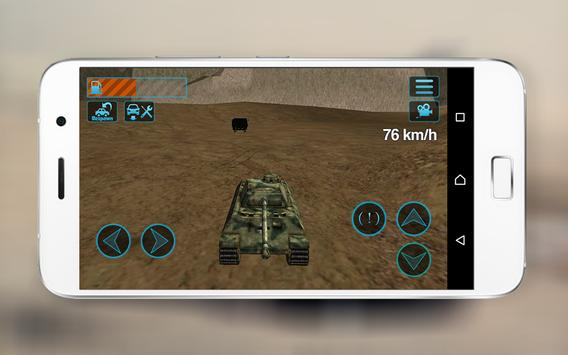 Real War Machines Tank Shooter screenshot 3