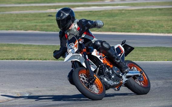 Motocross Dirt Bike Sim 3D Pro poster