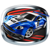 City Car Racing 3d Turbo Fast icon