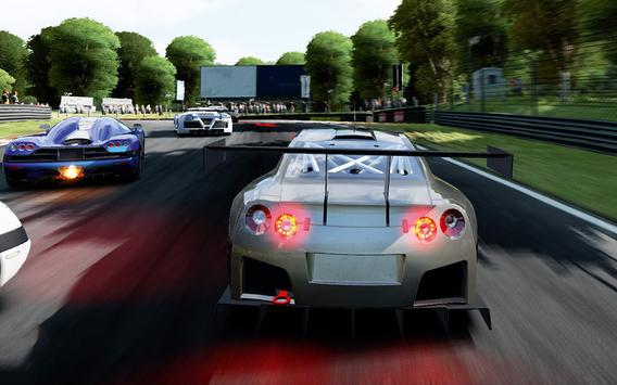 City Car Racing 3d Turbo Fast poster