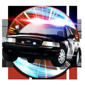 👮Real Police Crime City Sim3D icon