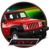 4x4 OffRoad Jeep Racing 3D SUV icon